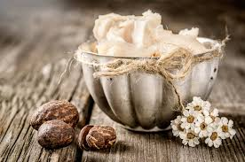 shea butter is beneficial