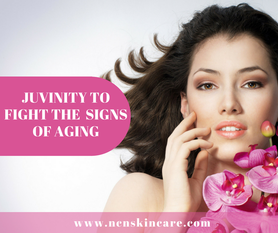 Juvinity to fight the signs of aging