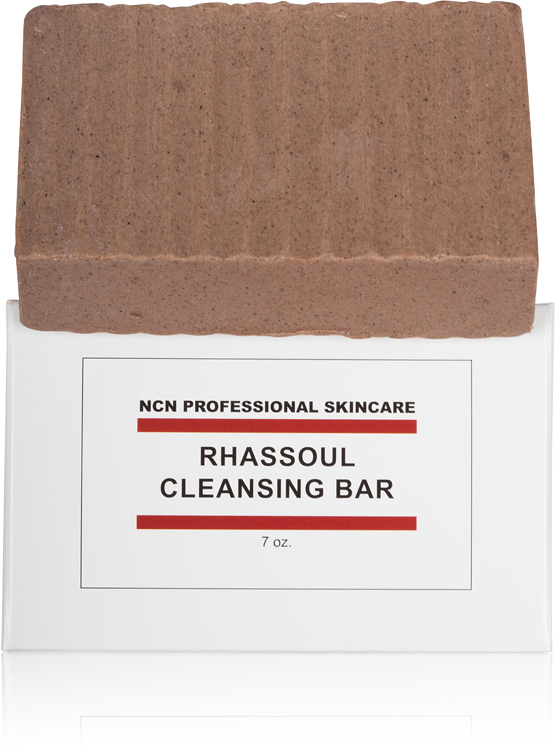 Rhassoul Cleansing Bar - 7 oz.