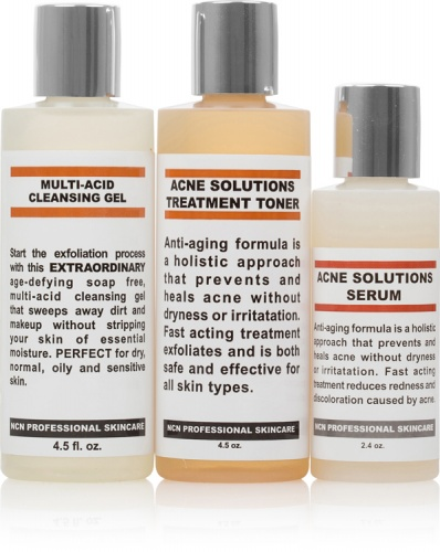 Acne Solutions Kit - Click Image to Close