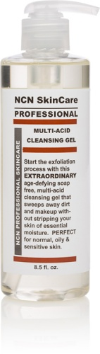 Multi-Acid Cleansing Gel 8.5 oz. - Click Image to Close