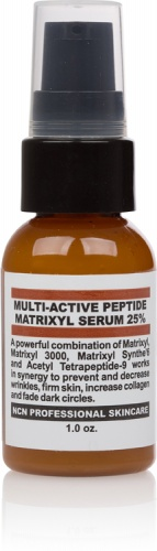 Sample Size Multi-Active Peptide Matrixyl Serum 25% - 1 oz. - Click Image to Close