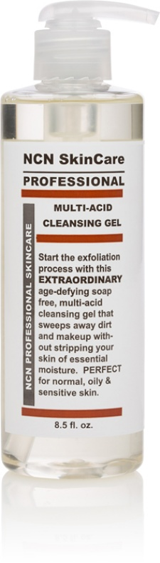 Multi-Acid Cleansing Gel