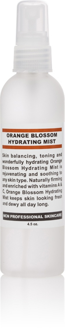 Orange Blossom Hydrating Mist